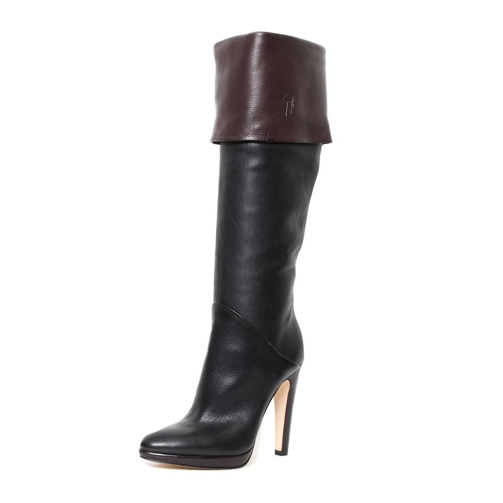 Giuseppe Zanotti Size 38.5 Knee- High Boots