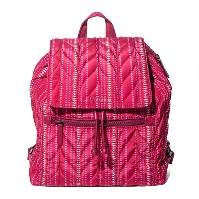 Kate Spade Nylon Heart Print Backpack