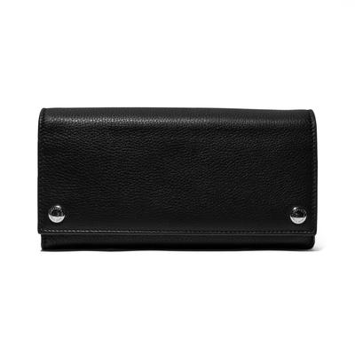 Tiffany & Co. Black Travel Wallet