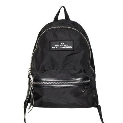 Marc Jacobs Black Nylon The Backpack