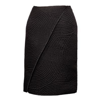 Chado Ralph Rucci Size 8 Skirt