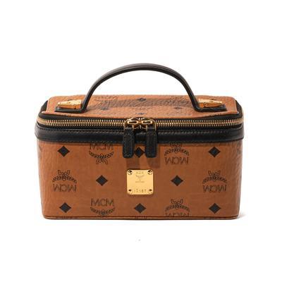 MCM Box Crossbody Bag
