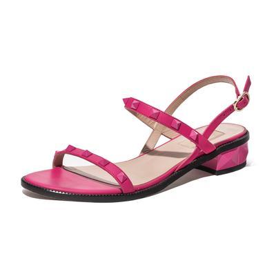 Valentino Size 9 Rockstud Sandals