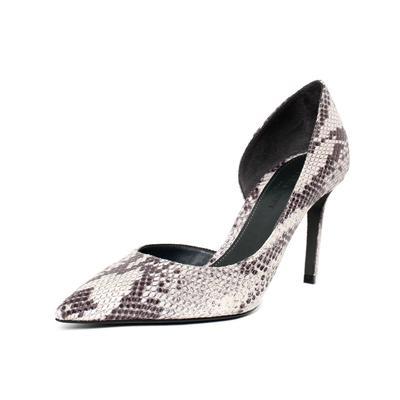 Vetir Vert Size 6.5 Snake Skin Print Heel