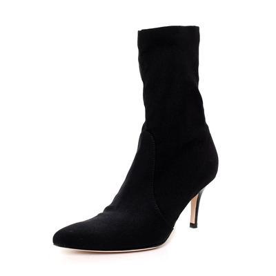 Stuart Weitzman Size 36.5 Ankle Sock Boot