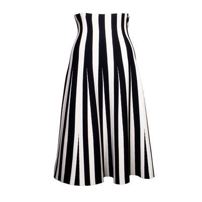 Alexander Wang Size Small Striped Skirt