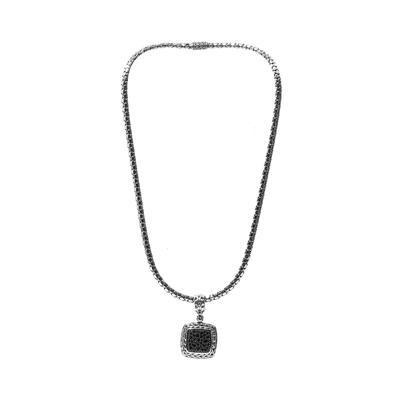 John Hardy Black Sapphire Necklace