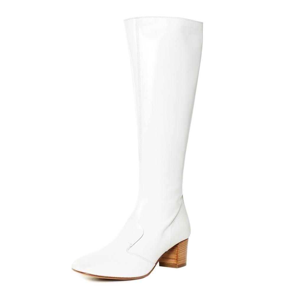 Silvano Sassetti Size 8 Knee High Boots