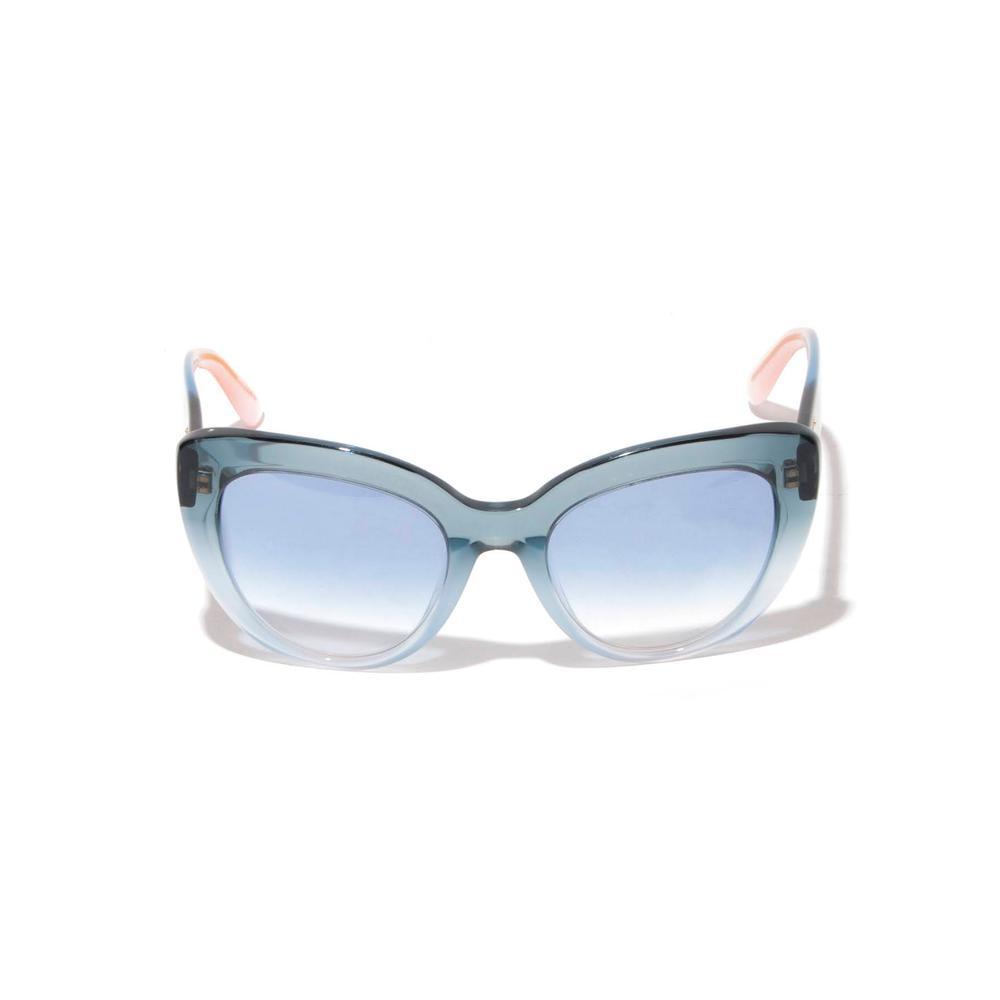 Dolce & Gabbana Ombre Cat Eye Sunglasses