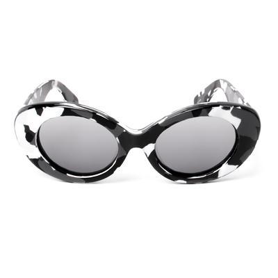 Jonathan Saunders Marbled Ellis Sunglasses