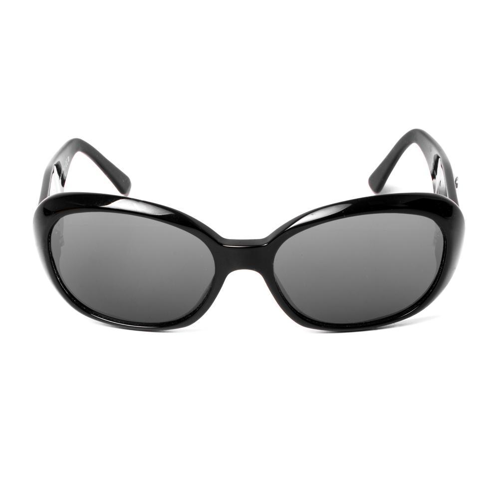 Chanel Camellia Temple Sunglasses