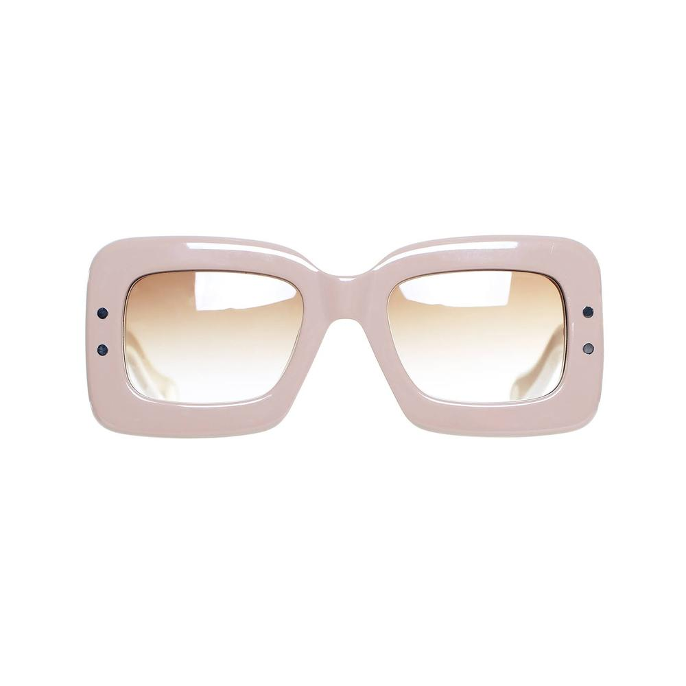 Marc Jacobs Square Fashion Show Sunglasses