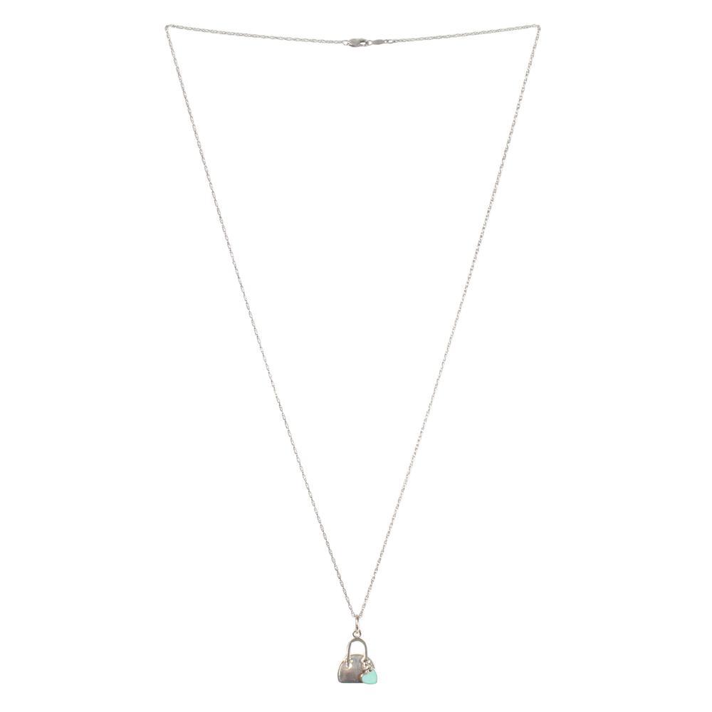 Tiffany & Co.Purse Heart Pendant