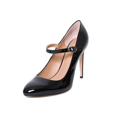 Halston Heritage Size 7.5 Mary Jane Heels