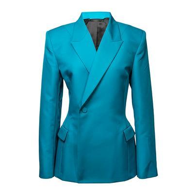 Balenciaga Size 40 Hourglass Blazer