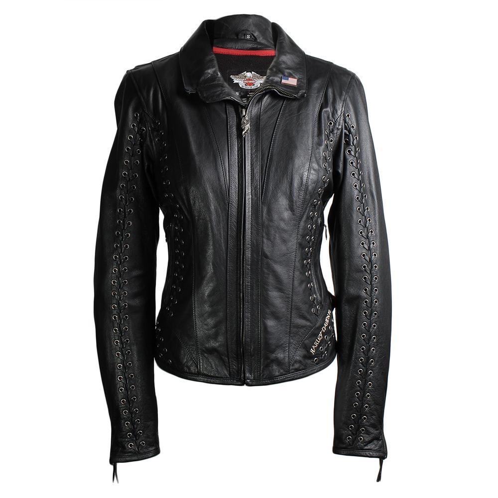 Harley Davidson Size Small Laced Jacket