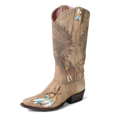 Miss Macie Size 6 Shawnee Boots
