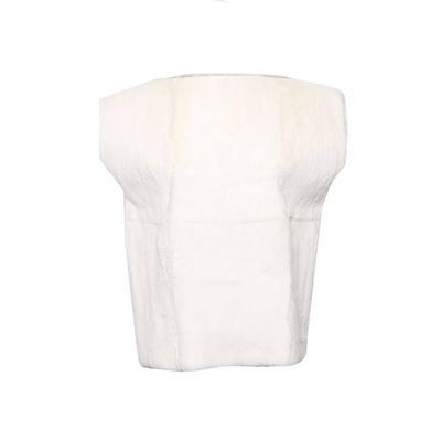 Sportmax Size 8 Fur Vest