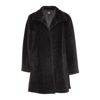 Cinzia Rocca Size 6 Alpaca Coat