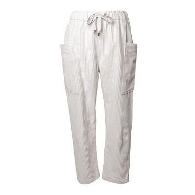 Brunello Cucinelli Size 4 Corduroy Trousers