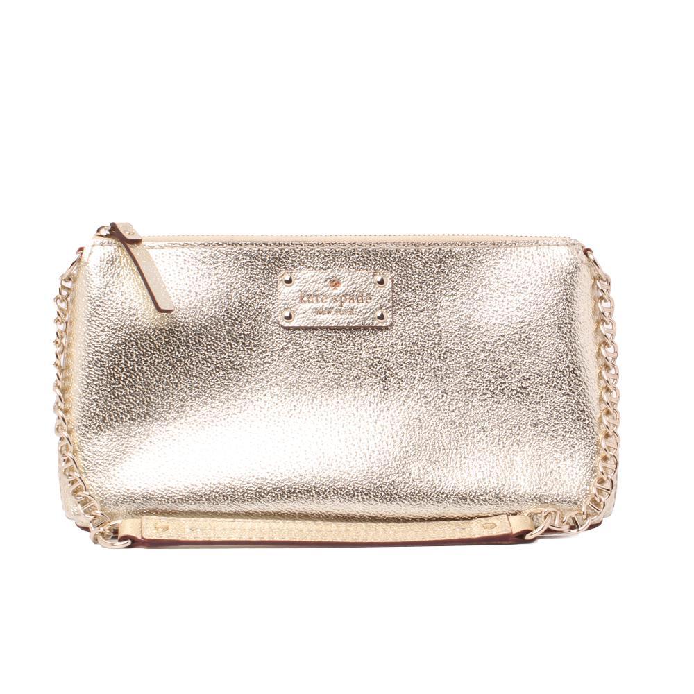 Kate Spade Gold Chain Strap Bag
