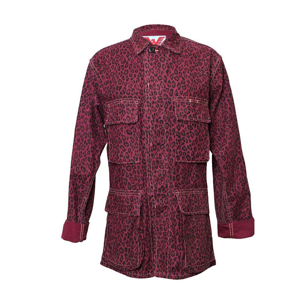 Adaptation Size Xs Leopard Jacket