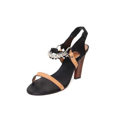 Maje Size 10 Chain Heel