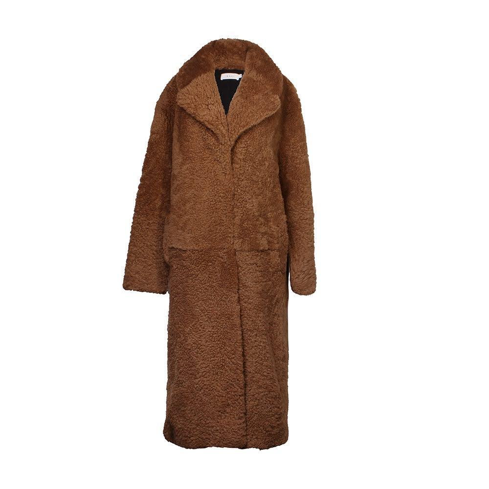 A.L.C.Size Medium Shearling Coat