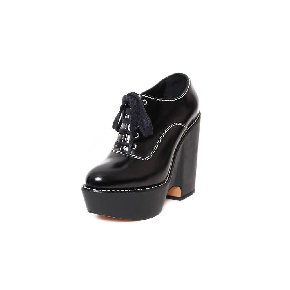 Chloe Size 8 Platform Shoes