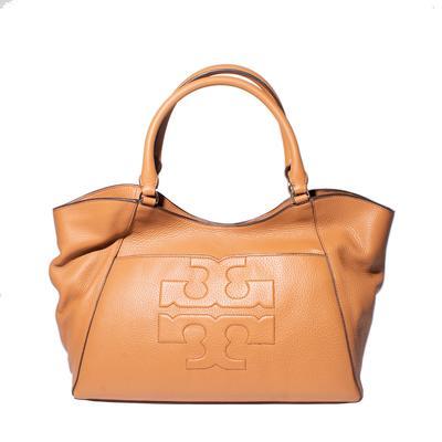 Tory Burch Light Brown Handbag