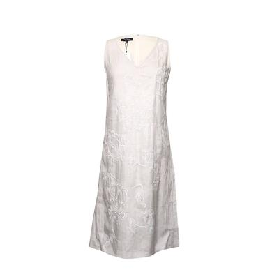 Lafayette 148 Size Petite Raffia Dress