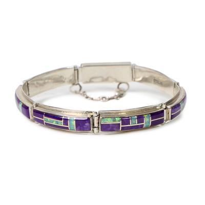 Opal Link Bracelet