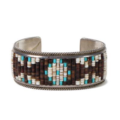 Lee Charley Heishi Bracelet