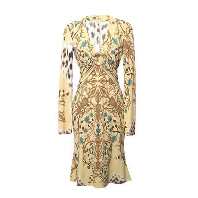 Roberto Cavalli Size Medium Class Dress