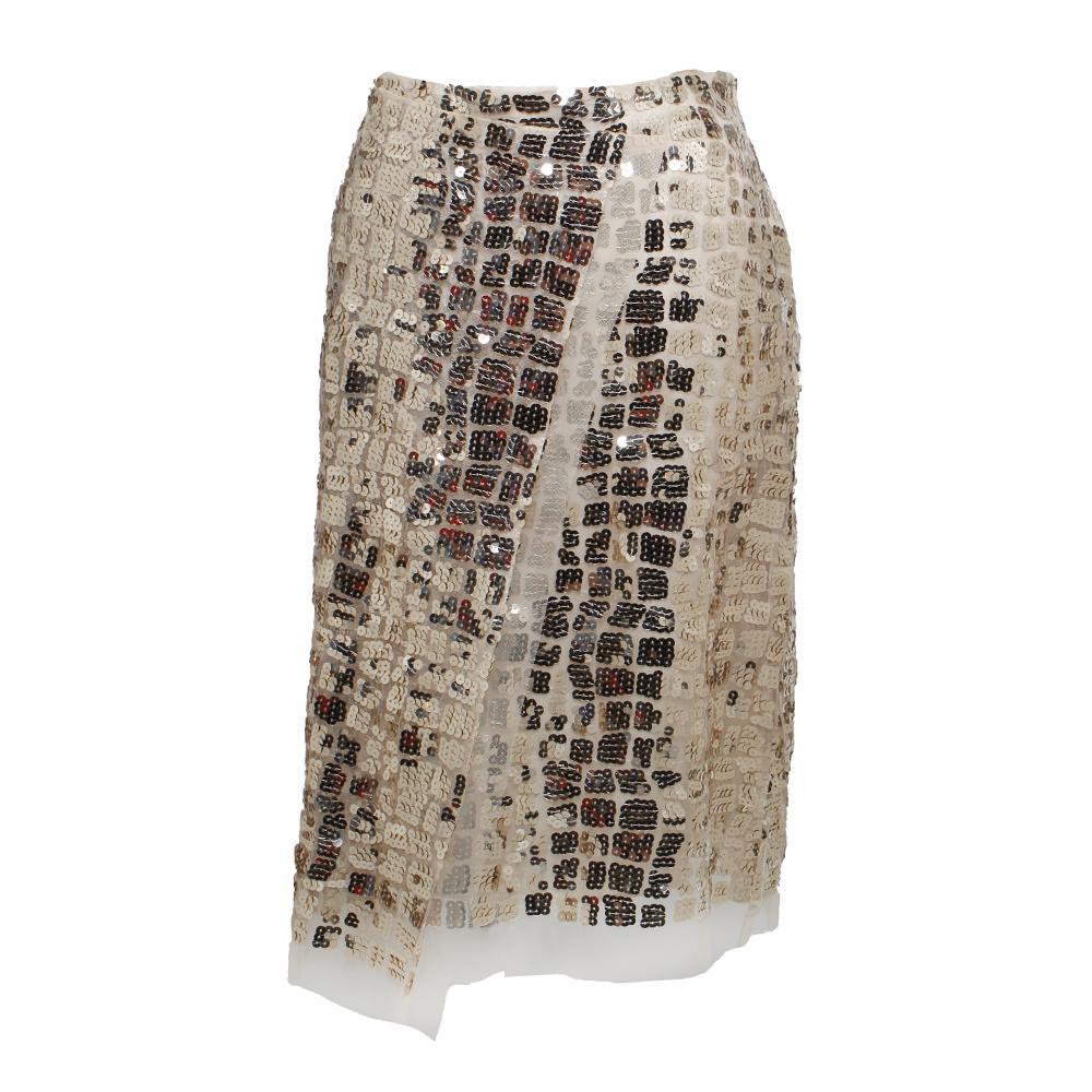 Dorothee Schumacher Size 4 Sequin Skirt