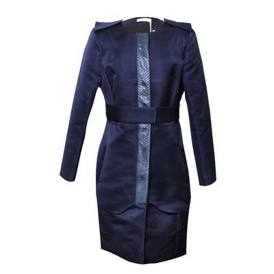 Altazurra Size 10 Blue Coat