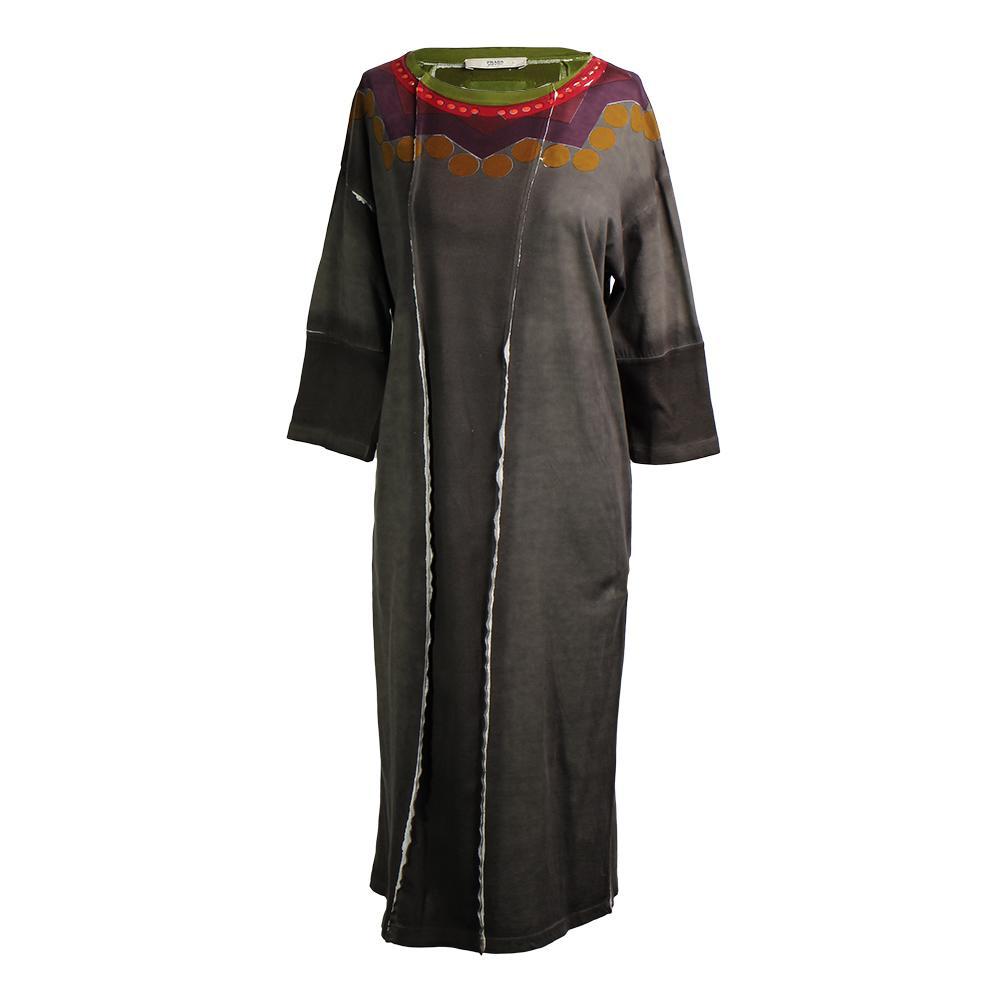 Prada Abstract Size Large Dress