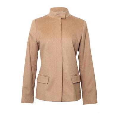 Max Mara Size 2 LG Camel Jacket