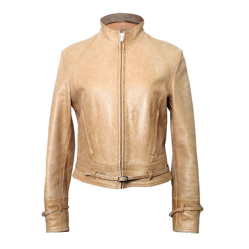 Gianfranco Ferre Leather Size Small Jacket