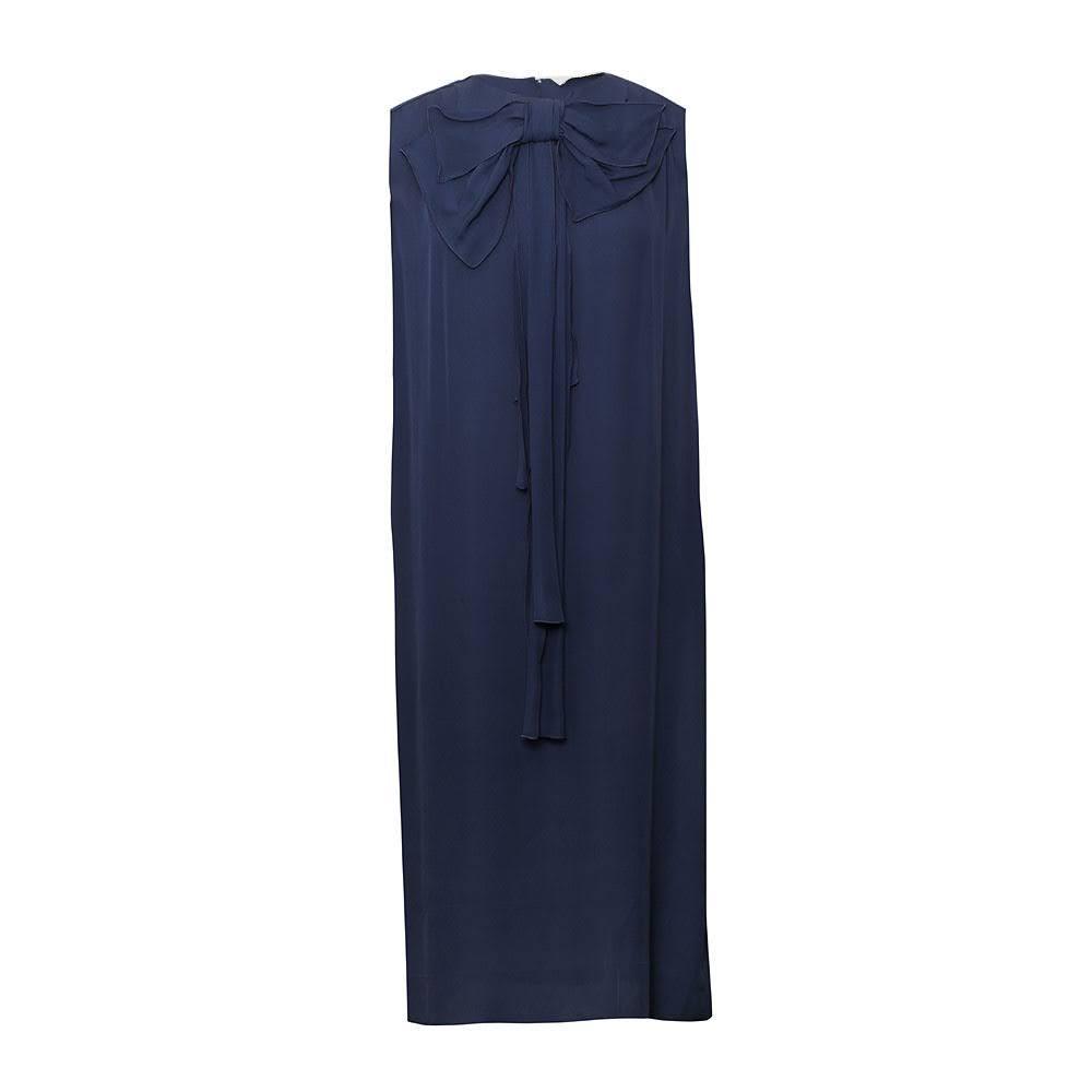 Stella Mccartney Size 42 Navy Dress