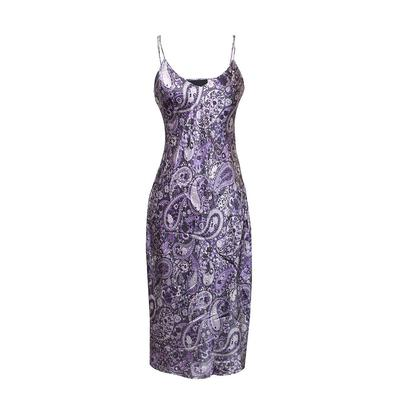 Nili Lotan Size S Paisley Slip Dress