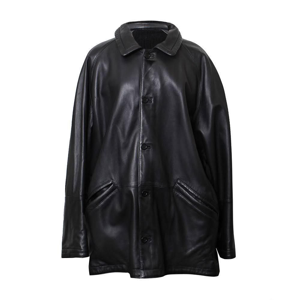 Torras Size 44 Black Reversible Coat