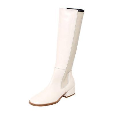 Tibi Size 6.5 White Boots