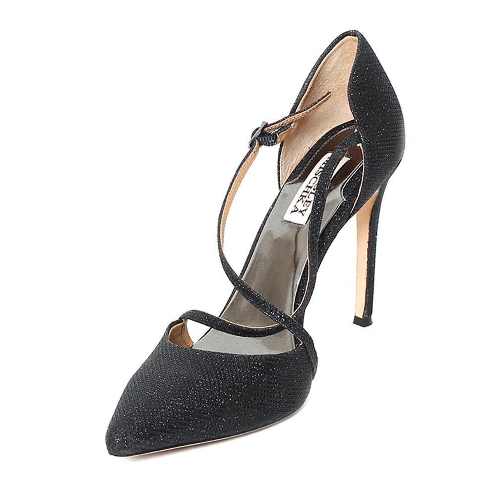 Badgley Mischka Size 8 Black Heels