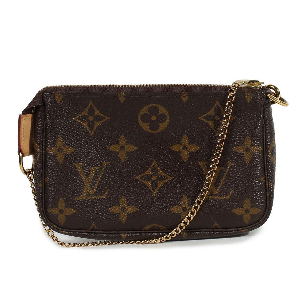 Louis Vuitton Monogram Mini Pouchette
