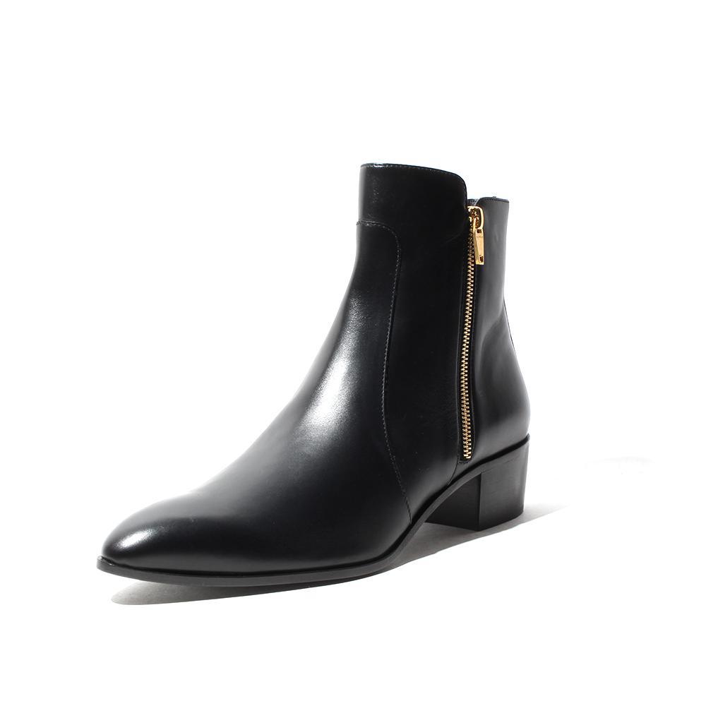 Balmain Size 11 Ankle Boots